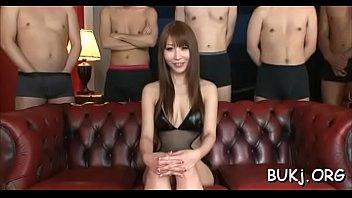 youthful inexperienced japanese eighteen age teenies on the.