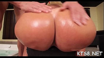 t-girl gets her bootie shoved rigid