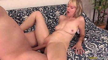 mature gal jamie foster takes humungous.