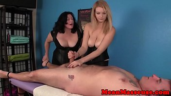 jizz managing masseuses predominant patient