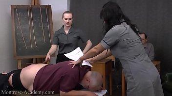 penalty school spanking