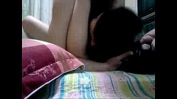 bashful korean chick caught on webcam more vids.