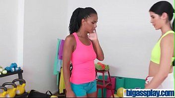Soaking lesbian pussy gets fucked(Isabella Chrystin &amp_ Lady Dee) 01 mov-12
