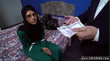 arab hijab breezy nailed for cash by 2.