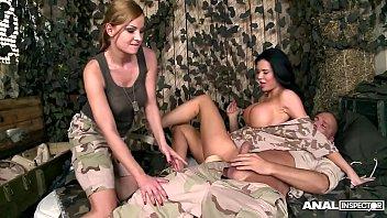 buttfuck army inspectors jasmine jae amp_ abbie cat.