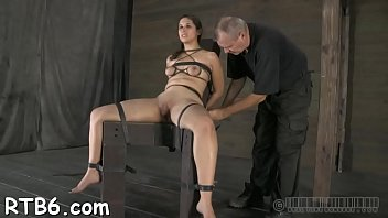 insane cockslut ravages during her amoral snatch torment sesh