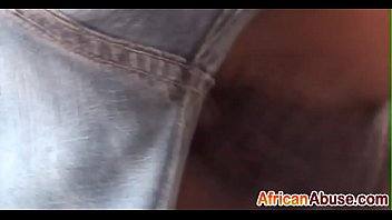african gimp tormented and ravaged outdoors3