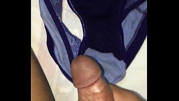jizz on panty