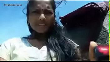 indian teenage outdoor in salwar