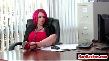 Naughty Big Tit Lesbian In Hardcore Sex Fucking 16