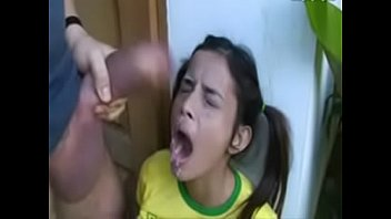 milfsexycamcom-puny throat against humungous penis very enormous fellow sausage