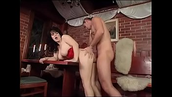 phat-titted waitress kristi klenot humped firm