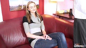 timid 18yo silver-blonde love monstrous lollipop in her.