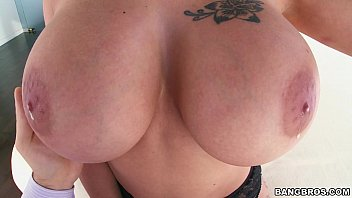 peta jensen has large brassiere-stuffers and a massive backside