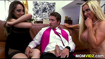 prom night three-way with remy lacroix and step-mother.