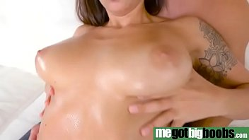 layla london give on meaty rip up-stick hooters.