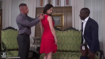 supah-screwing-hot euro damsel likes interracial dual.