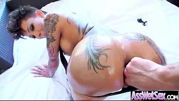 xxl donk well-lubed lady bella bellz get assfuck.
