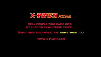 Asian babe pounded by pervert pawn man at the pawnshop
