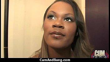 interracial dark-hued mega-slut gonzo group facial.