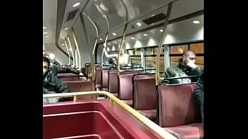 intercourse on public bus