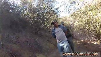 police girl hd latin border patrol agent has.