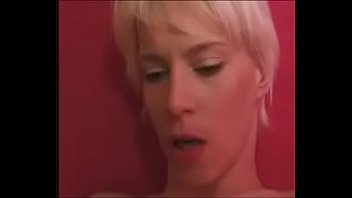 Blonde french mature deep anal