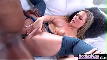 Big Ass Horny Oiled Girl (Addison Lee) Like Deep Hardcore Anal Sex video-01