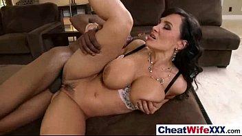 lisa ann sumptuous scorching wifey get rock-hard hook-up.