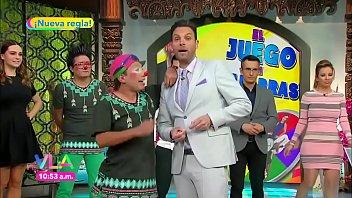 Tabata , Ingrid, Vanessa Nalgonas En Minivestido y Pantalon Entallado VLA 04may17