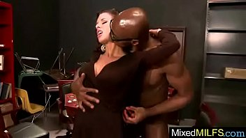 veronica avluv whore cougar like intercorse with dark-hued.