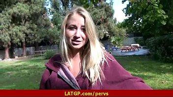 weirdo pounds teenage unexperienced nymph - spycam porno six
