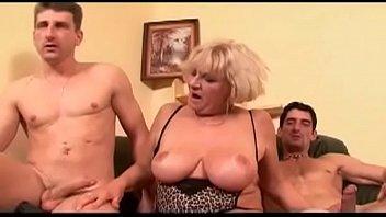 cougar penetrates delivery boy 14